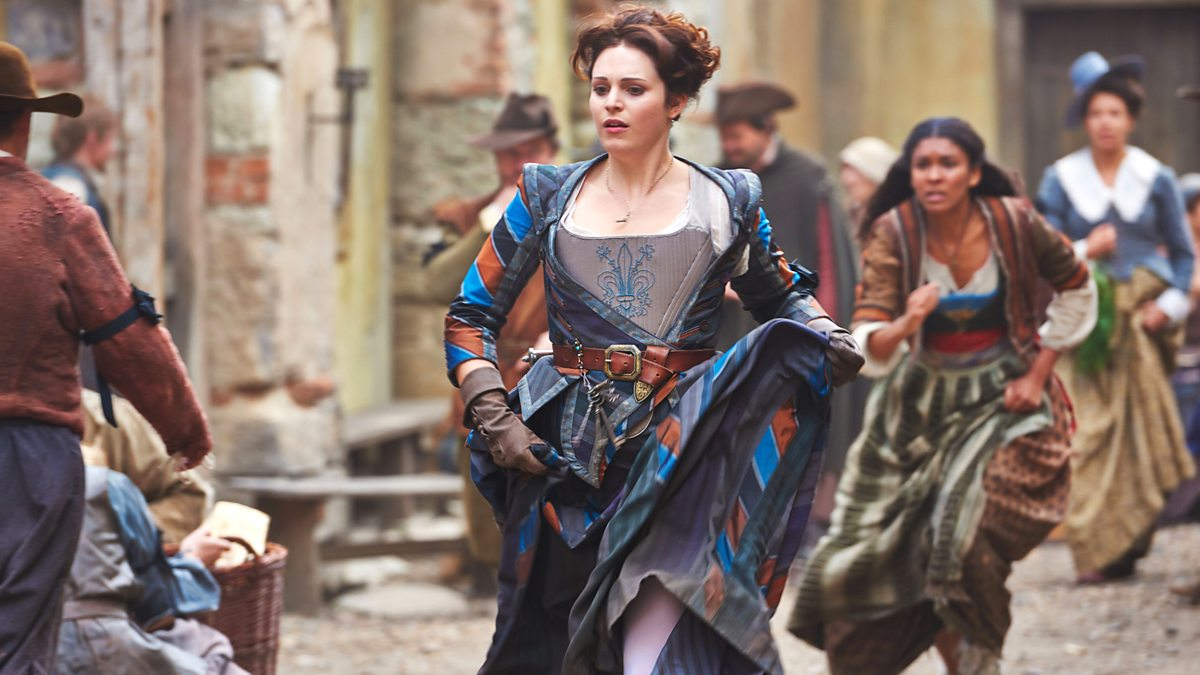 The Musketeers Constance